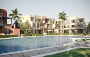 1 bedroom apartment on Cape Apartment [ Makadi – Heights]